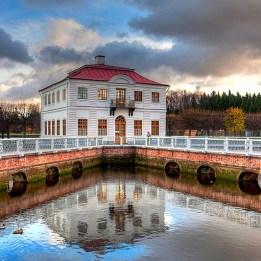 Park And Gardens of Peterhof - Bridge