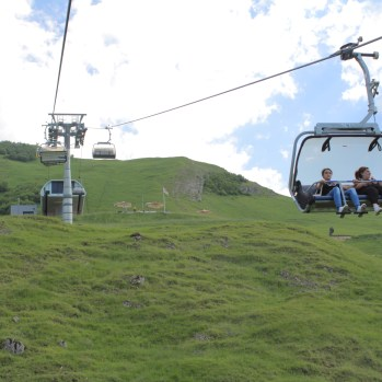 Shahdag Ski Resort in Summer