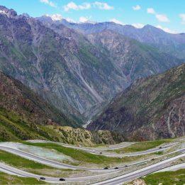 Too-Ashu Pass Bishkek