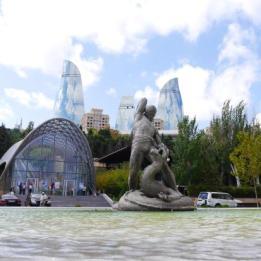 Upland Park Baku
