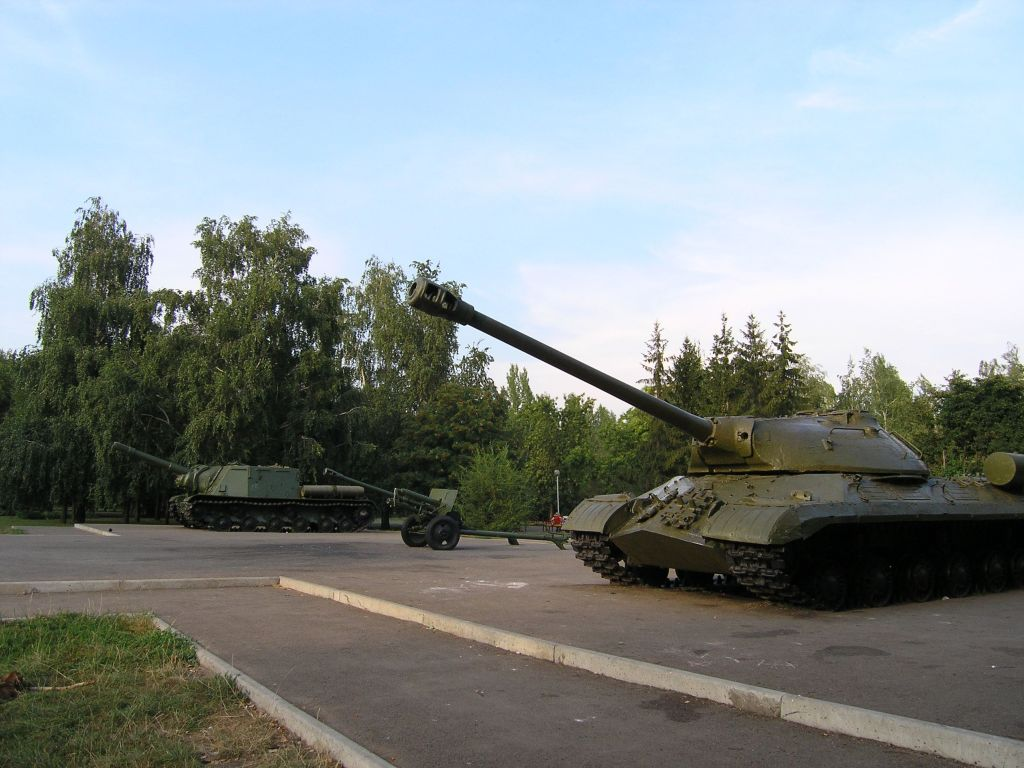 Victory Park Tank - Moscow
