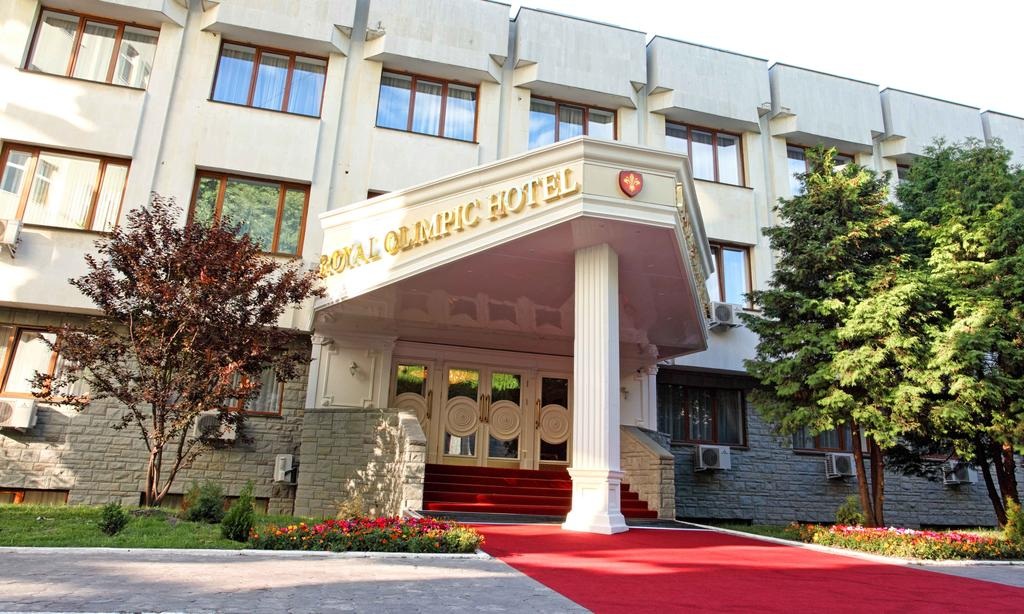 Front - Hotel Royal Olympic Kiev