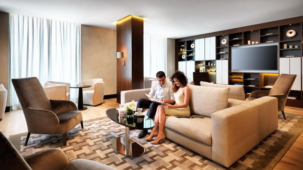 Nobel Executive Lounge