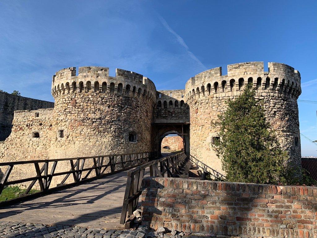 The Belgrade Fortress Belgrade