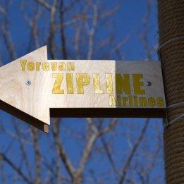 Zip line Yerevan