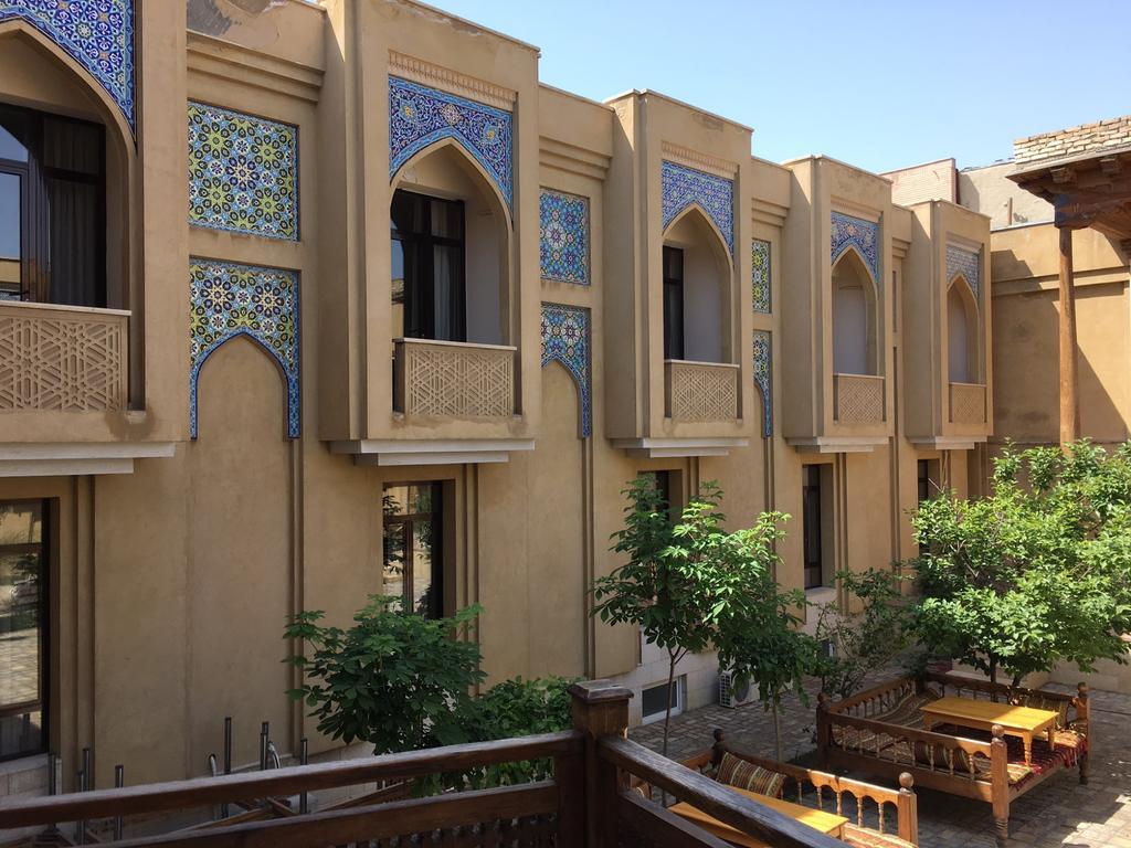 Hotel Omar Khayyam Bukhara