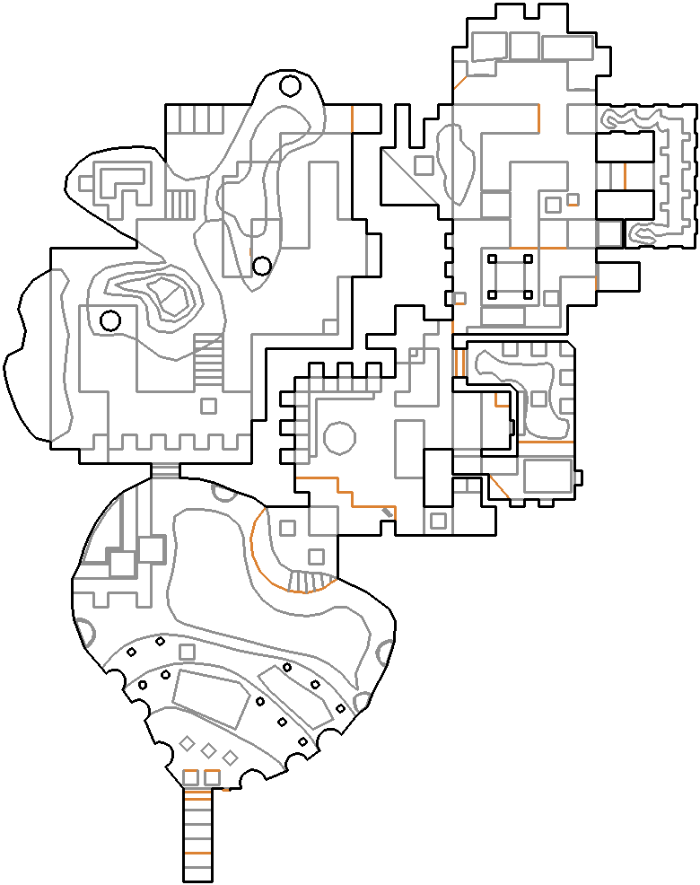MAP17: All the Monster's Teeth are Perfect (Super MAYhem