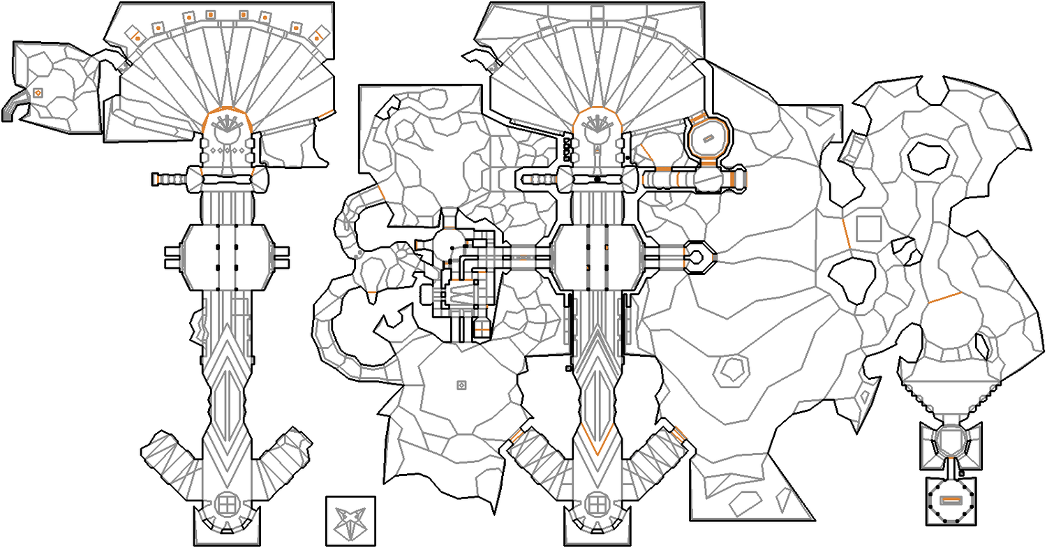 MAP25: Wicked Garden (Plutonia: Revisited Community
