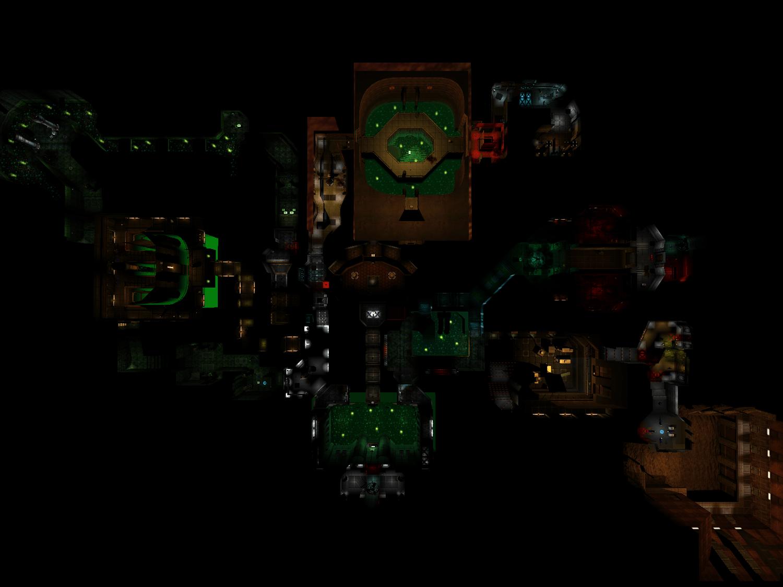 E1M3 Toxin Refinery Classic Doom for Doom 3  The Doom