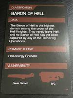gamestop doom demon cards