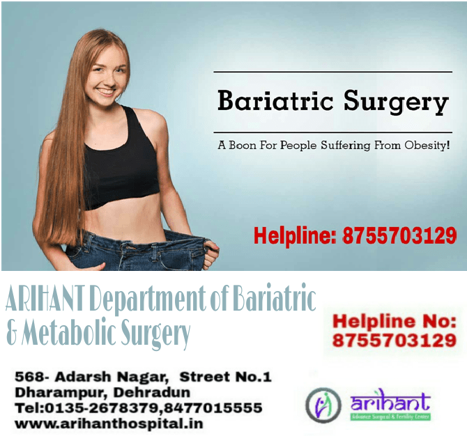 Bariatric Surgeon in dehradun, Uttarakahnd