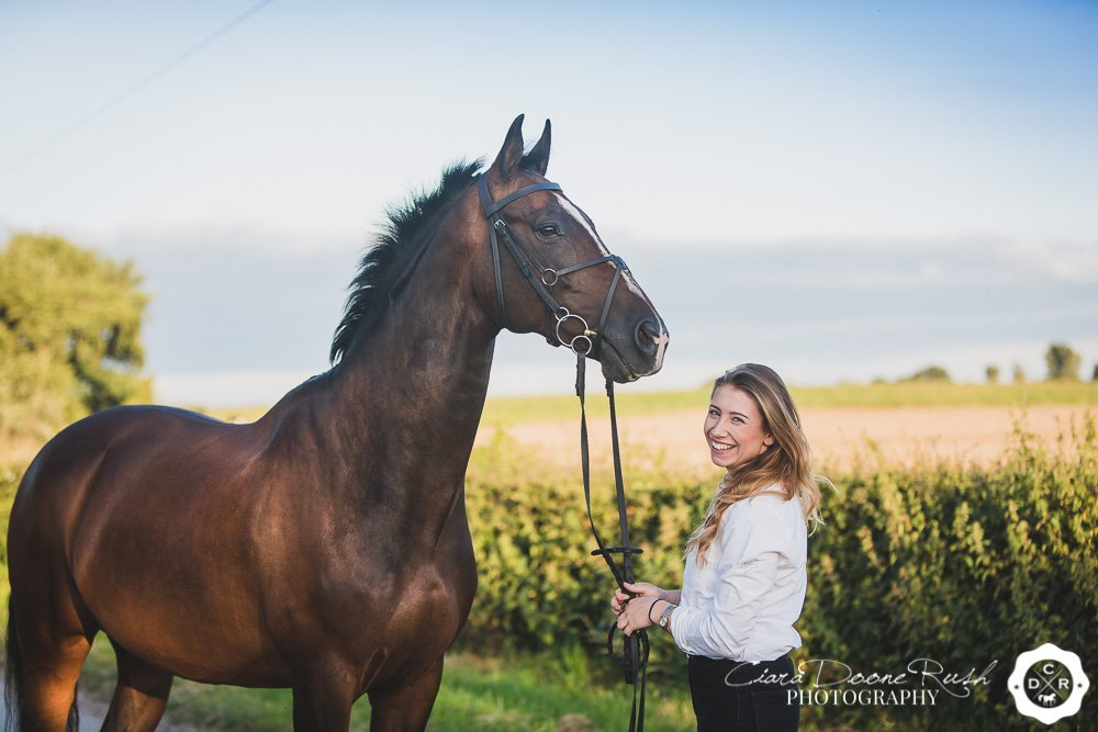 Georgie's Horse and Rider Photo Shoot Cheshire
