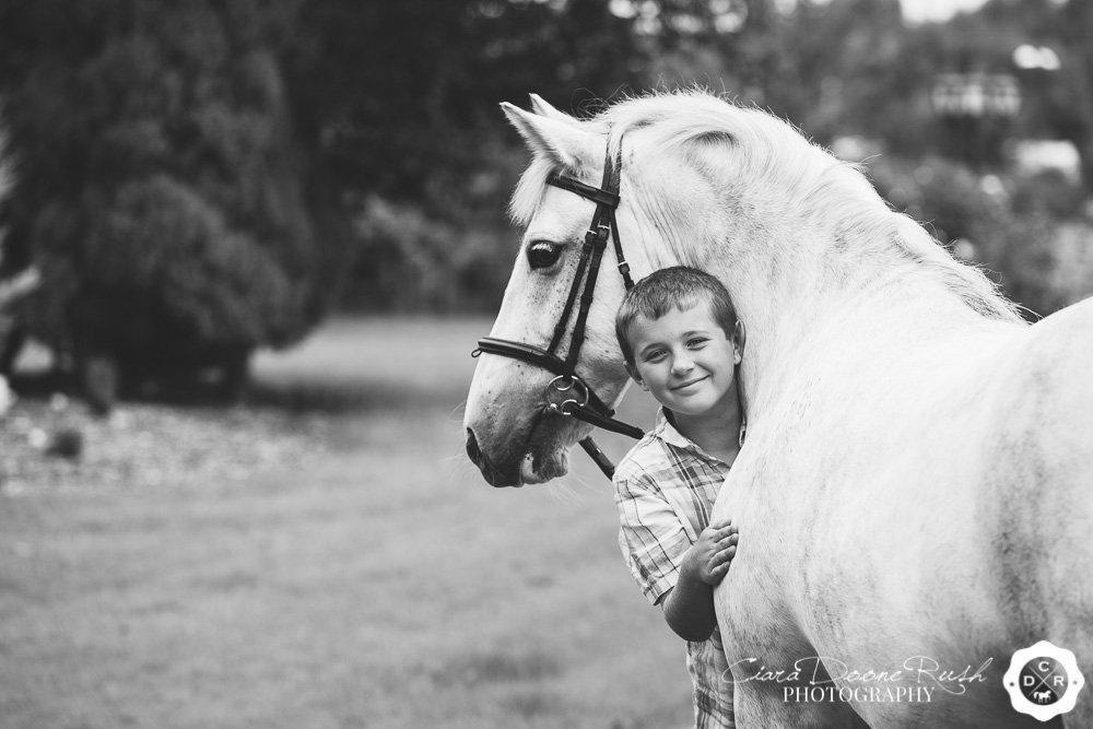 Kate's Family & Animals Photo Shoot
