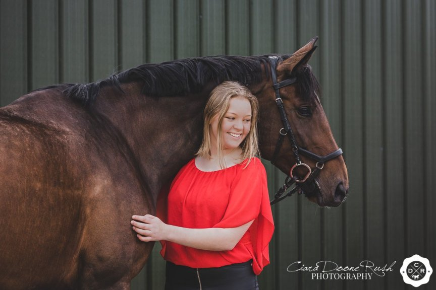 A Horse And Rider Photo Shoot Lancashire