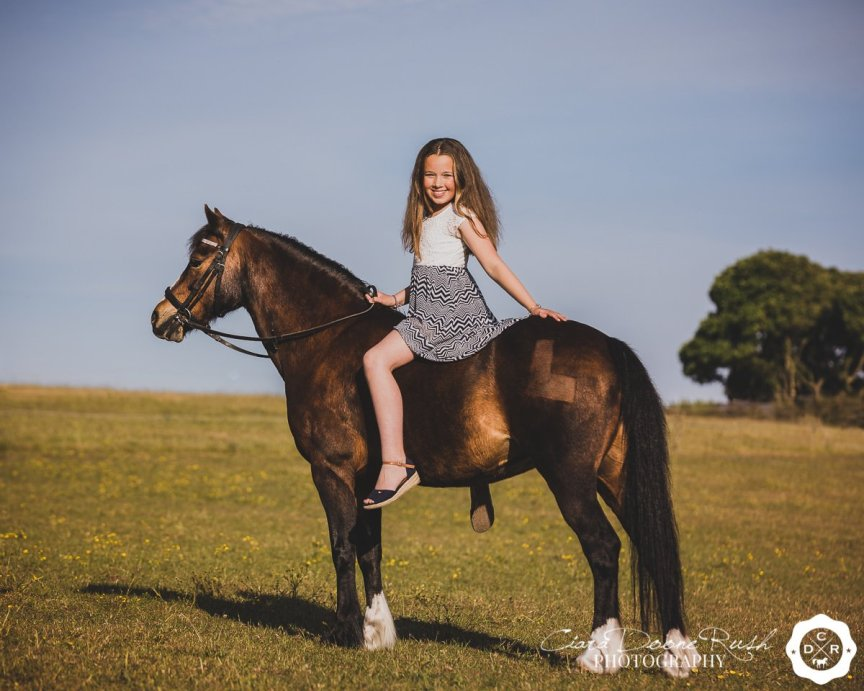 A Wirral Horse And Rider Photo Shoot