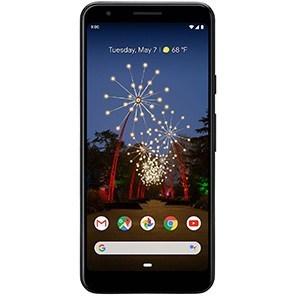 Kryty a pouzdra Google Pixel 3A
