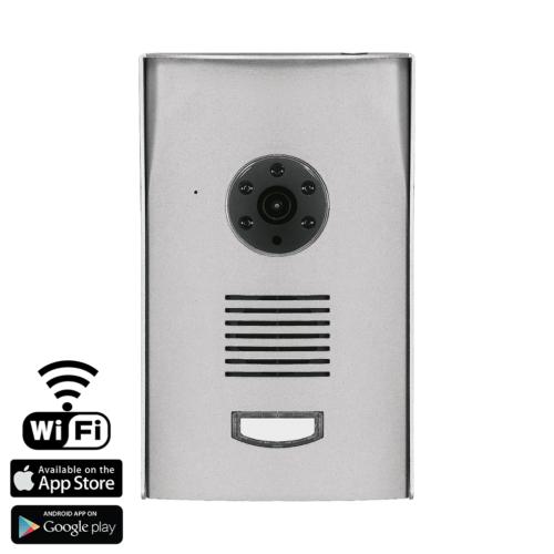Doorsafe 7000 wifi lan draadloze deurbel met camera en intercom parlofoon 17