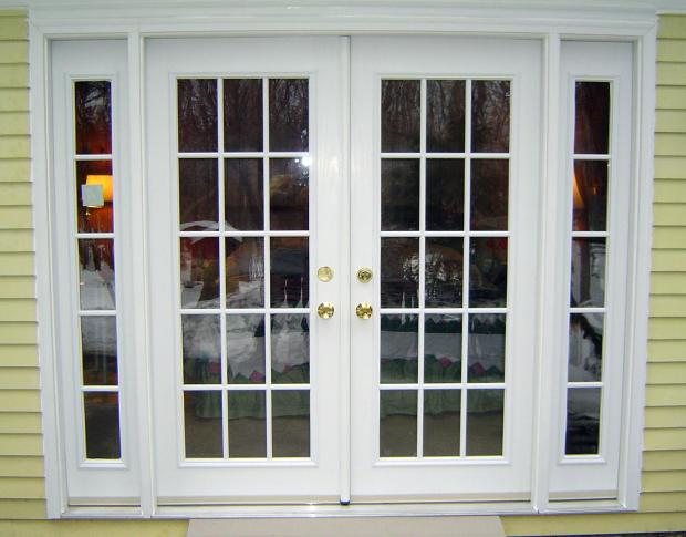 Fiberglass French Doors Home Design Ideas
