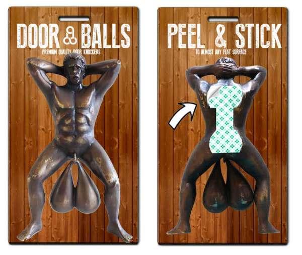 Doorballs - Premium Quality Door Knockers Show