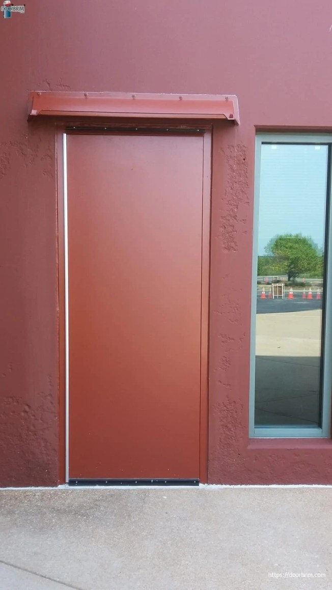 Door Hood -The Crossing Church Chesterfield, MO