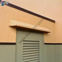 Door Drip Canopy & DOORBRIM Door Canopy U2013 Township MI