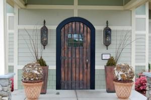 Copper Door in Bedford New Hampshire Custom Installation