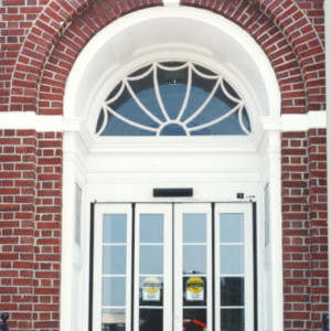 Horton Bi-Folding Door located at former Salem Hospital