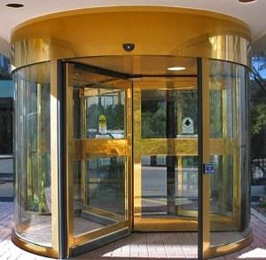 Horton Automatic Revolving Door