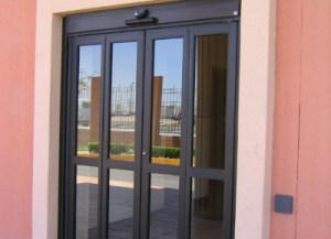 Horton Handicapped Accessible Bi-Folding Doors