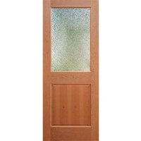 2 panel shaker style interior doors can be equipped with ...