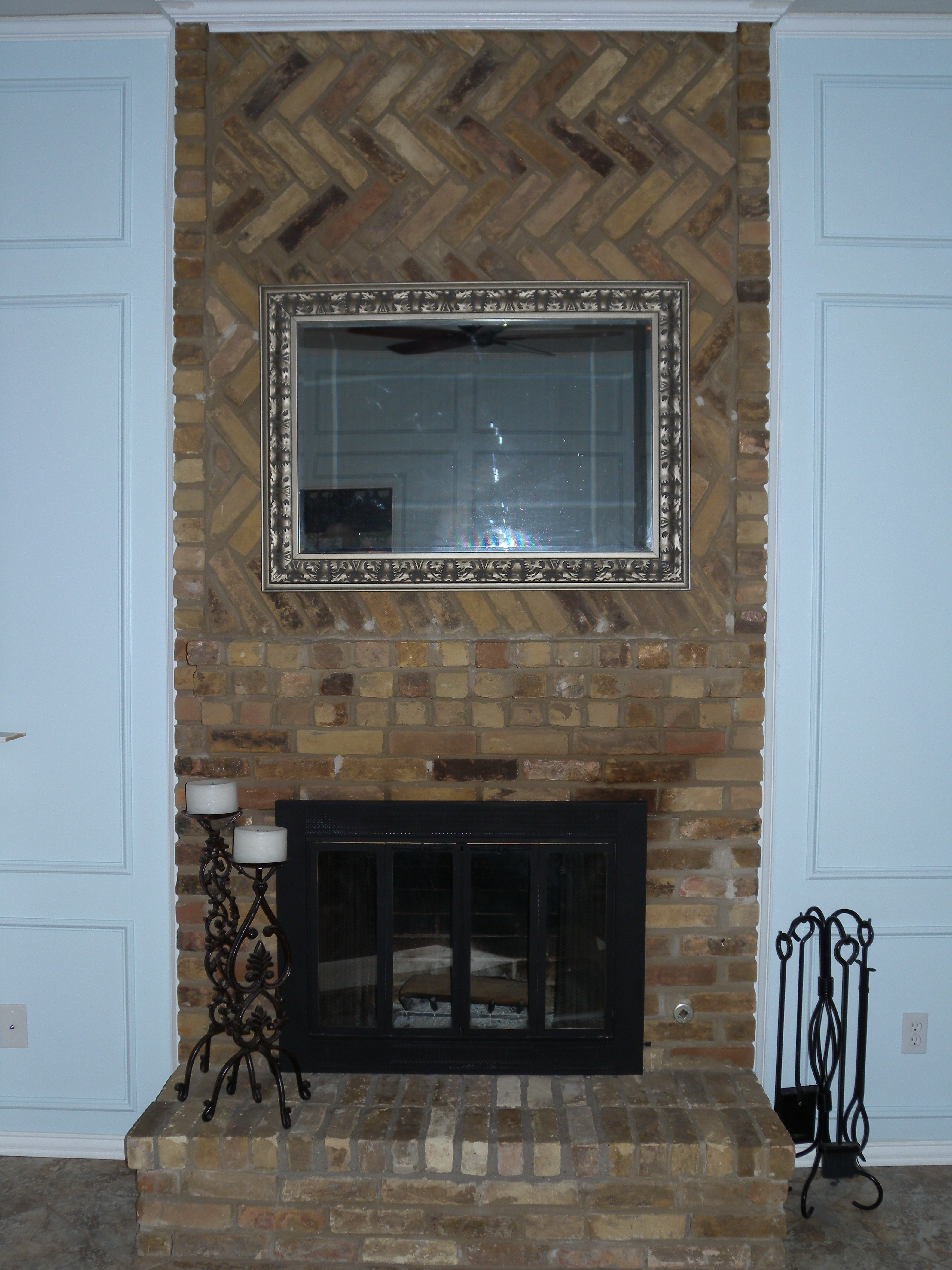 Build A Fireplace Dear Internet, Here's How To Build A Fireplace Mantel | Do