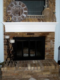 Dear Internet, HERES How to Build a Fireplace Mantel   DO ...