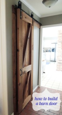 barn door | DO or DIY