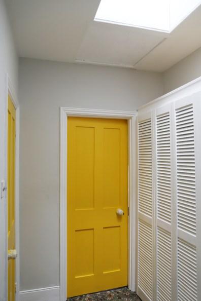 150406-YellowDoors-FirstFloorHallway
