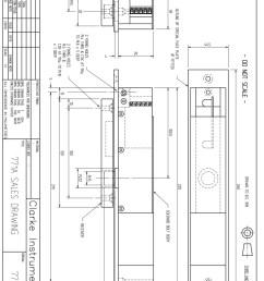 clarke instruments 771 technical sheet [ 800 x 1131 Pixel ]
