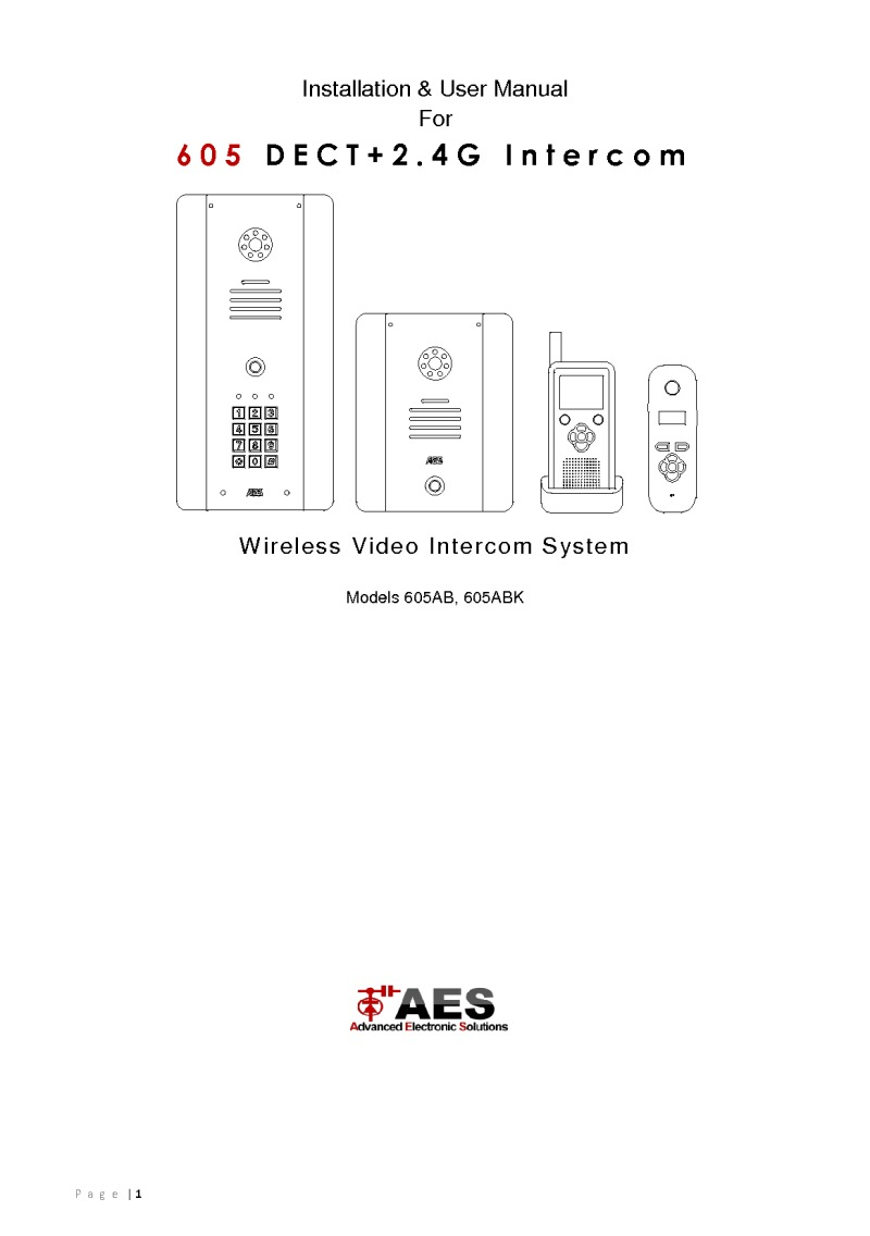 aes installation instructions