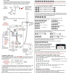 aes gsm 3b 3bk manual [ 800 x 1132 Pixel ]