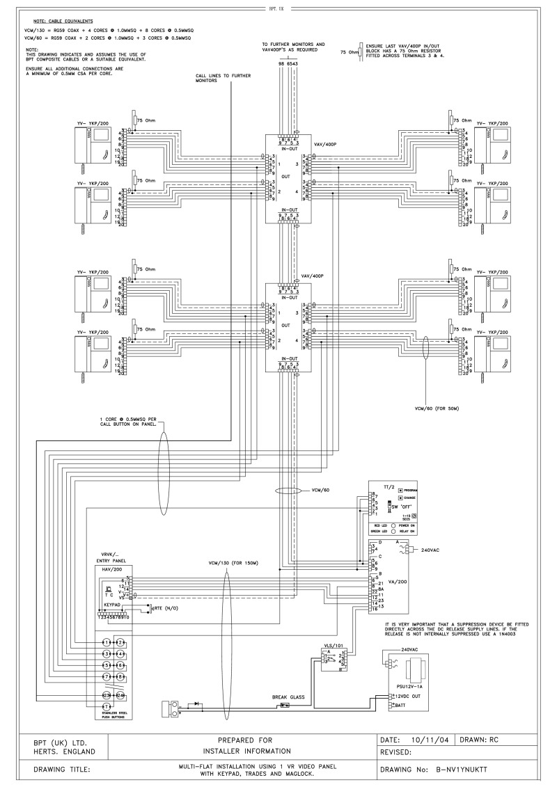Wiring Diagram For Maglock Keypad Auto Electrical 4 Wire Rectifier System Related With