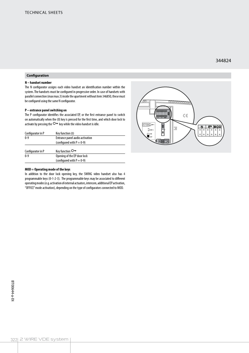 hight resolution of bticino wiring diagram for 344824