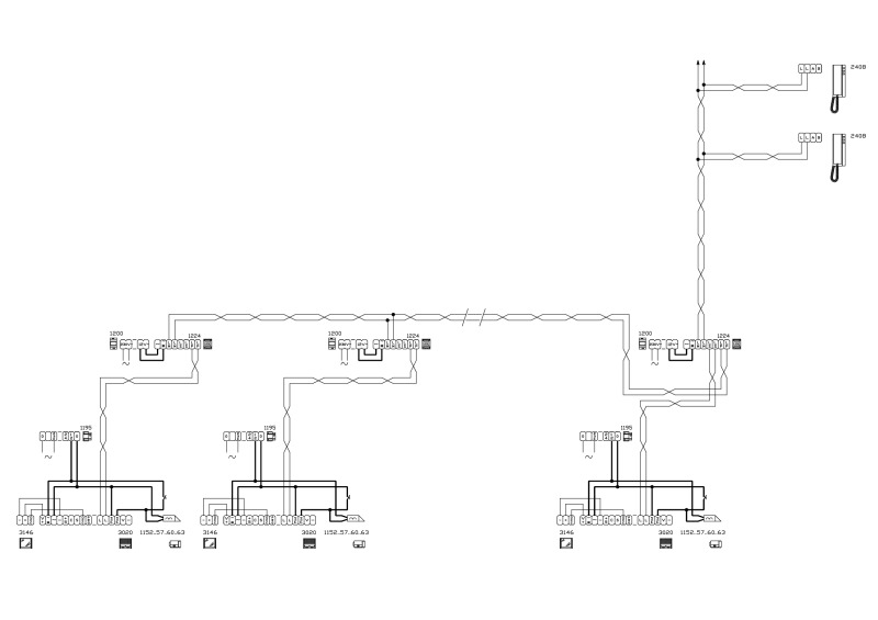 comelit wiring diagram leviton phone jack diagrams