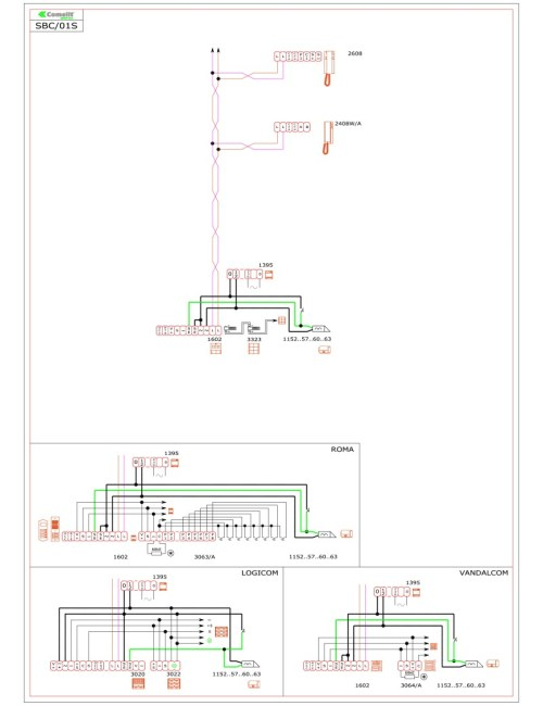 small resolution of comelit 1602 wiring diagram 27 wiring diagram images comelit handset wiring diagram comelit 3551 wiring diagram