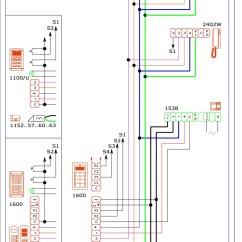 Comelit Wiring Diagram Solar System Intercom Library Diagrams Hfx 700m 4 1 Audio Entrance