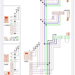 Comelit Wiring Diagram 3 Way Switching Diagrams Library 4 1 Audio Entrance