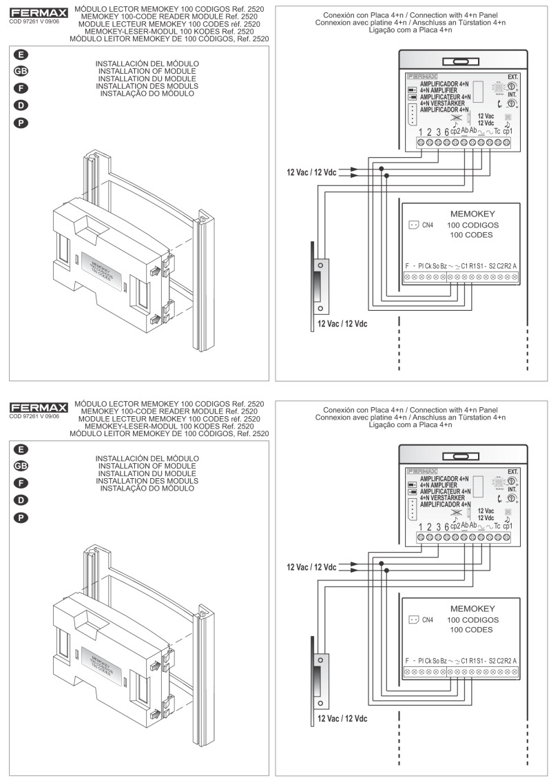 Pacific Intercom Wiring Diagram