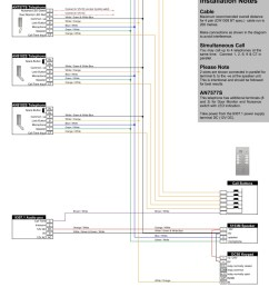 srs audio installation diagram n way 1 entrance with dc50 keypad [ 800 x 1115 Pixel ]