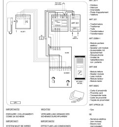 videx 836m series audio wiring diagram 1 x entrance 836m 1 849 [ 800 x 1132 Pixel ]