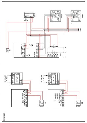 Videx 800 Series Wiring Diagrams