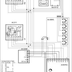 Bell Systems 801 Wiring Diagram Rv Trailer Light Plug Videx 800 Series Diagrams