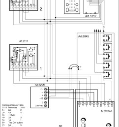 videx 837 series audio wiring diagram 1 x entrance n x phones 5112 [ 800 x 1147 Pixel ]