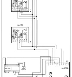 videx 837 series audio wiring diagram 1 x entrance 1 or 2 x phones [ 800 x 1132 Pixel ]